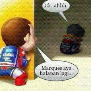 Meme Rossi Marquez