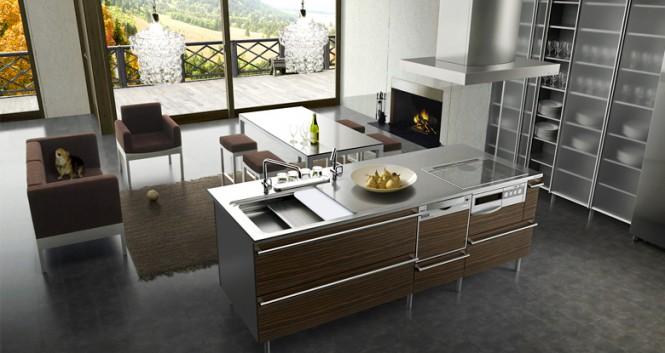 Japanese Kitchen Design Ideas 35 Kitchen