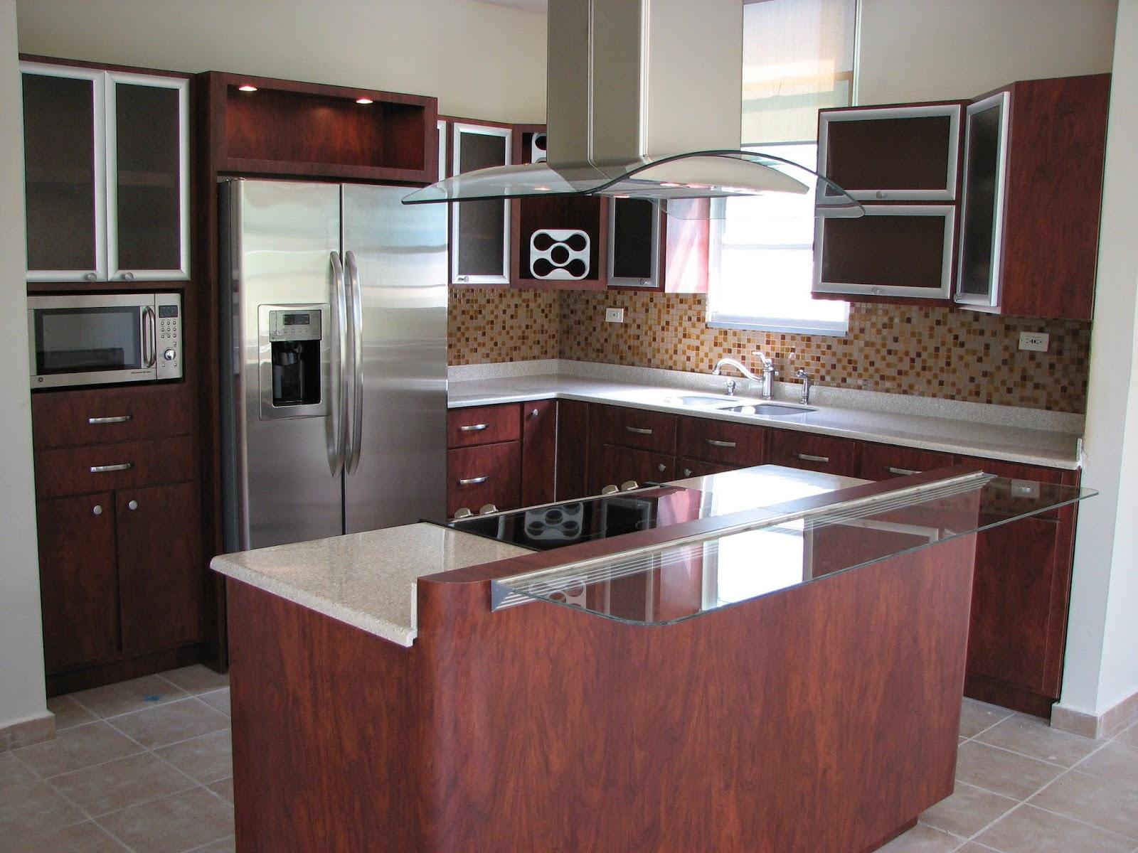 Gabinetes de cocina modernos puerto rico for Gabinetes de cocina modernos