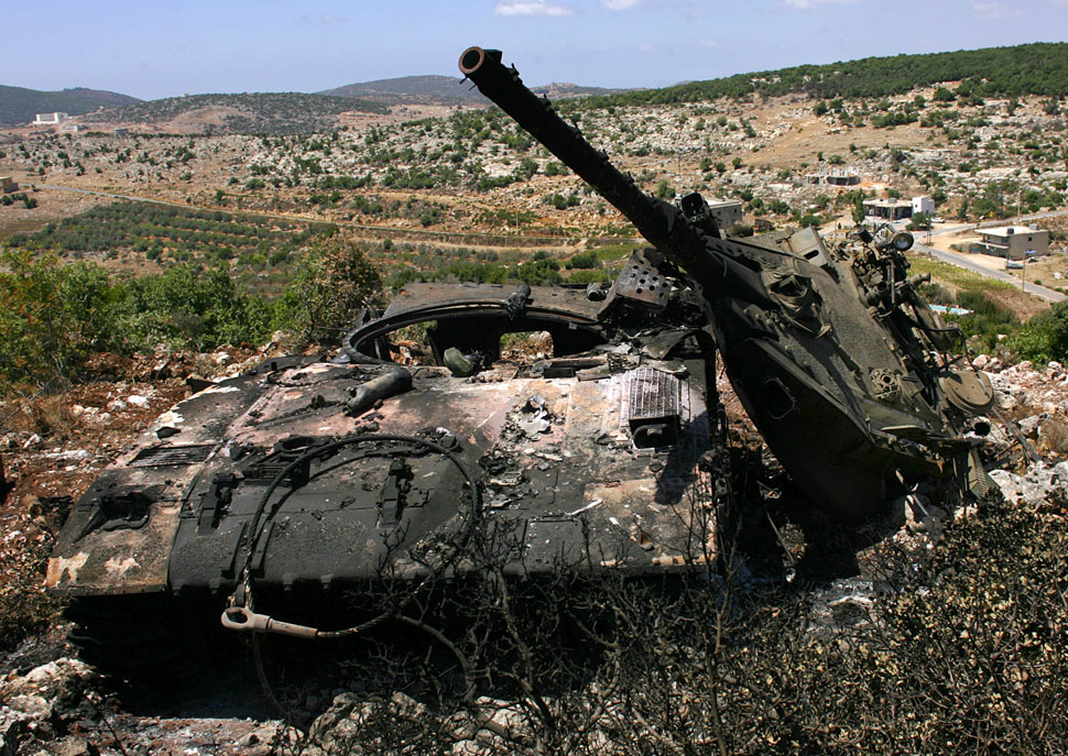 טנק מרכבה ככה צהל שיקר לחיילים ושלח אותם למותם בלבנון  26