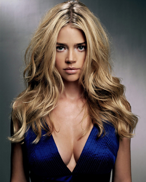 Denise Richards Hairstyles 2011