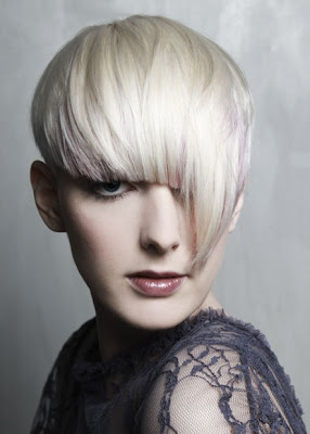 Fall 2011 Short Haircut Trends-by Olaf van den Wildenberg