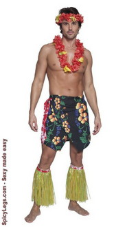 Fever Male costume is great and you will get exactly that you expected. You can order this with the beach bum wig the lei u0026 headband lei and will very ...  sc 1 st  Halloweenu0027s Best Costumes And Ideas & Halloweenu0027s Best Costumes And Ideas: Top and Popular Aloha Costumes