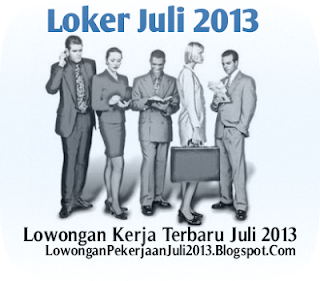 Lowongan Kerja Bangka Belitung Juli 2013