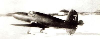 Ракетный взлет БИ-3