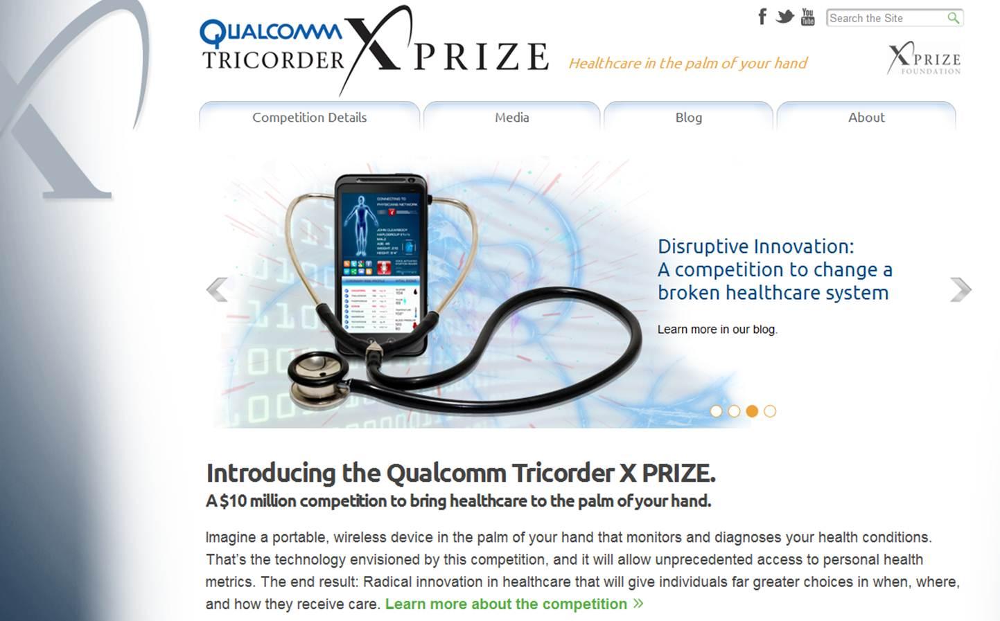 Tricorder X Prize