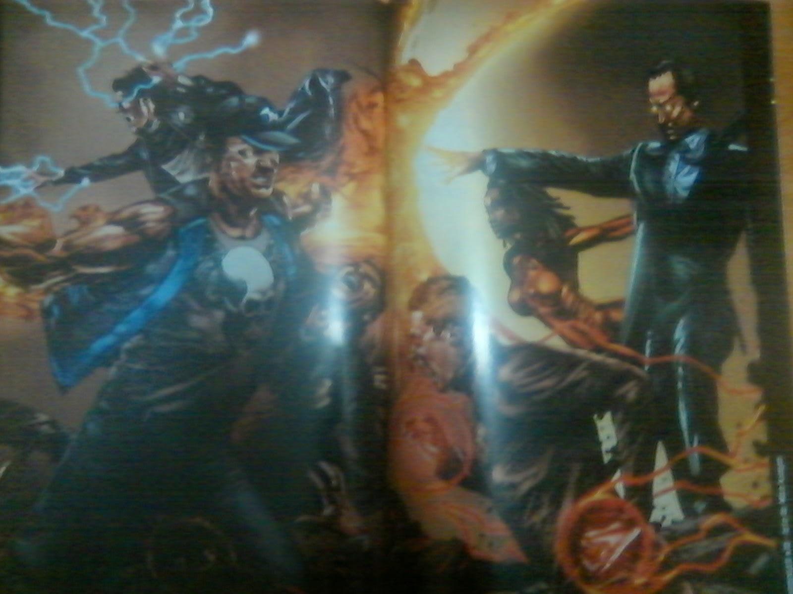Universo Valiant 3, Harbinger, Blooshot, mutantes, HQmaniacs, editora HQM, Joshua Dysart, Pere Pérez