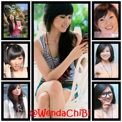 Profil dan Foto Wenda Chibi