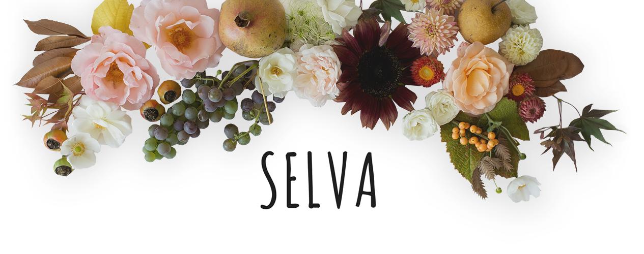 Selva Floral Design // Sarah Blasi // Portland, OR