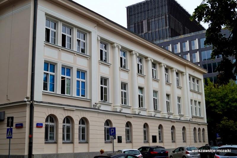 Warszawa Śródmieście kamienica ulica stolica architektura