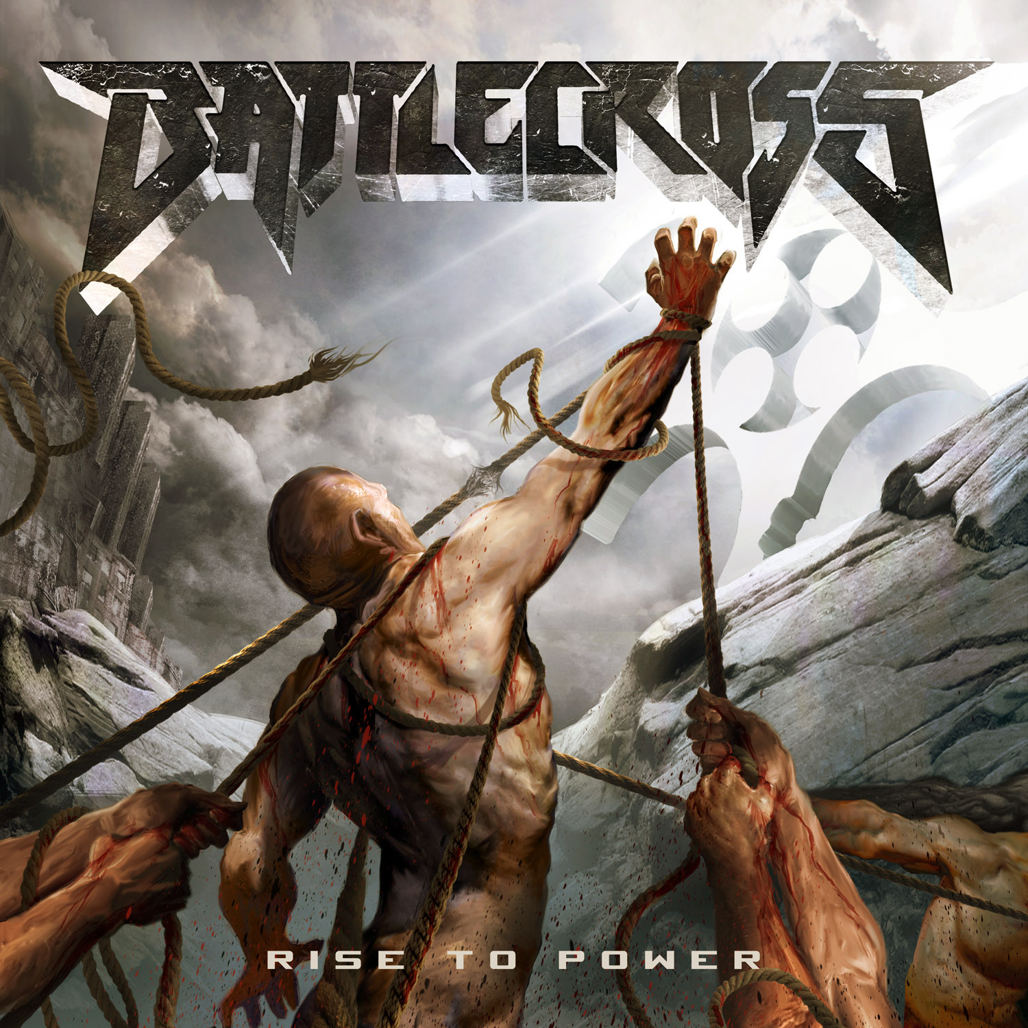 """Rise To Power Monstrosity: REVIEW: BATTLECROSS – """"Rise To Power"""""""