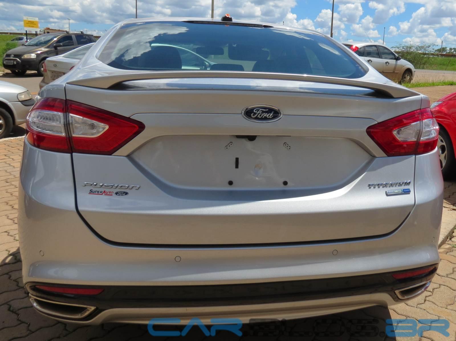 Ford fusion 2013 titanium