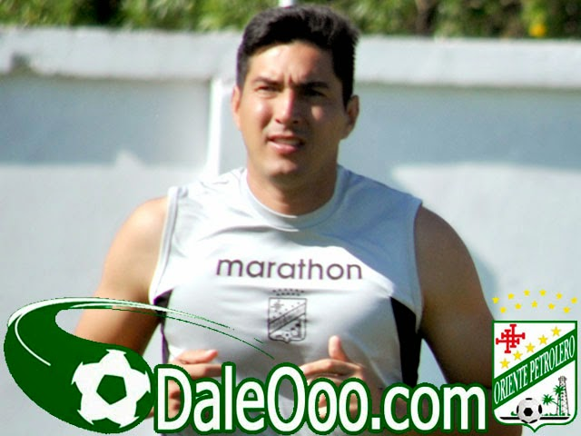 Oriente Petrolero - Carlos Arias - DaleOoo.com sitio del Club Oriente Petrolero