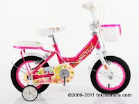 Sepeda Anak UNITED TOM AND JERRY ALOHA GIRL
