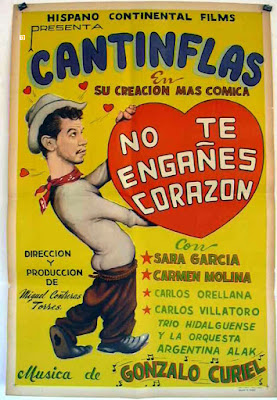 Cantinflas: No te engañes corazón