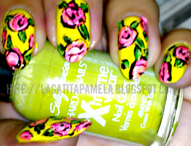 betsey johnson nail design