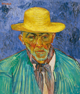 Van Goghs Portrait of a Peasant Headed to Frick
