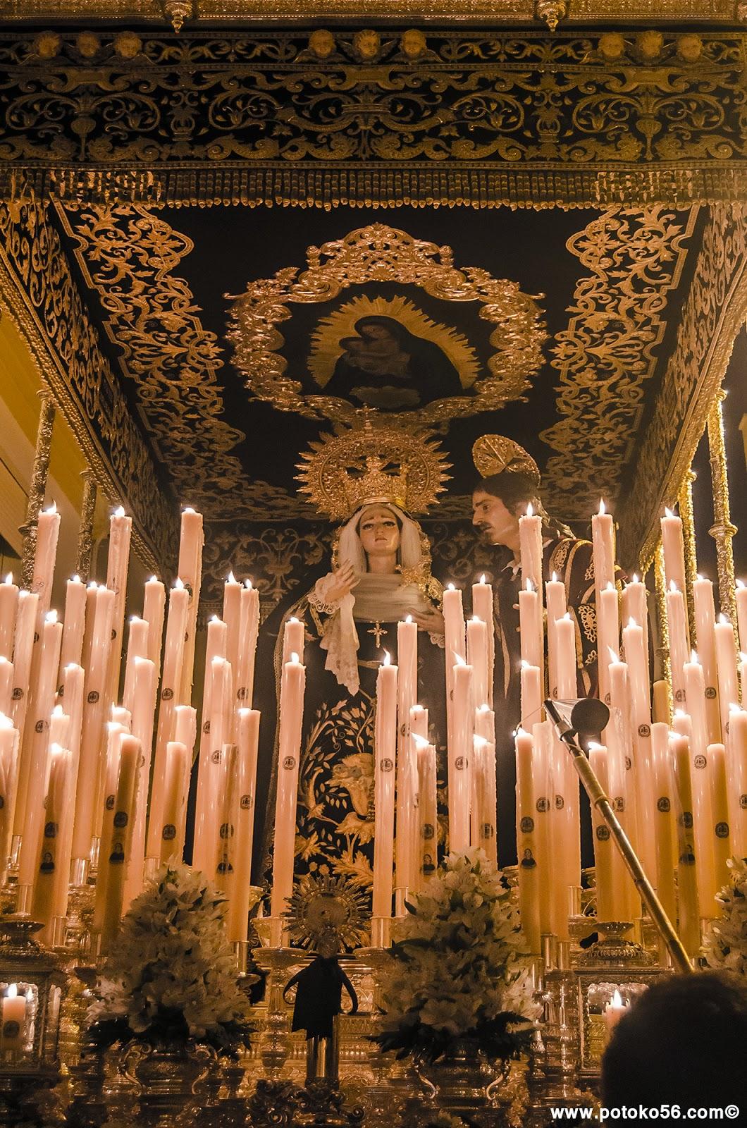 Miércoles Santo Hdad. de La Salud Semana Santa Roteña