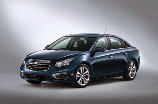 Tech Savvy Updates for the 2015 Chevy Cruze