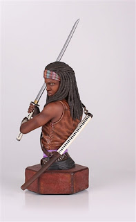 Gentle Giant SDCC 2013 Exclusive The Walking Dead Michone Bust