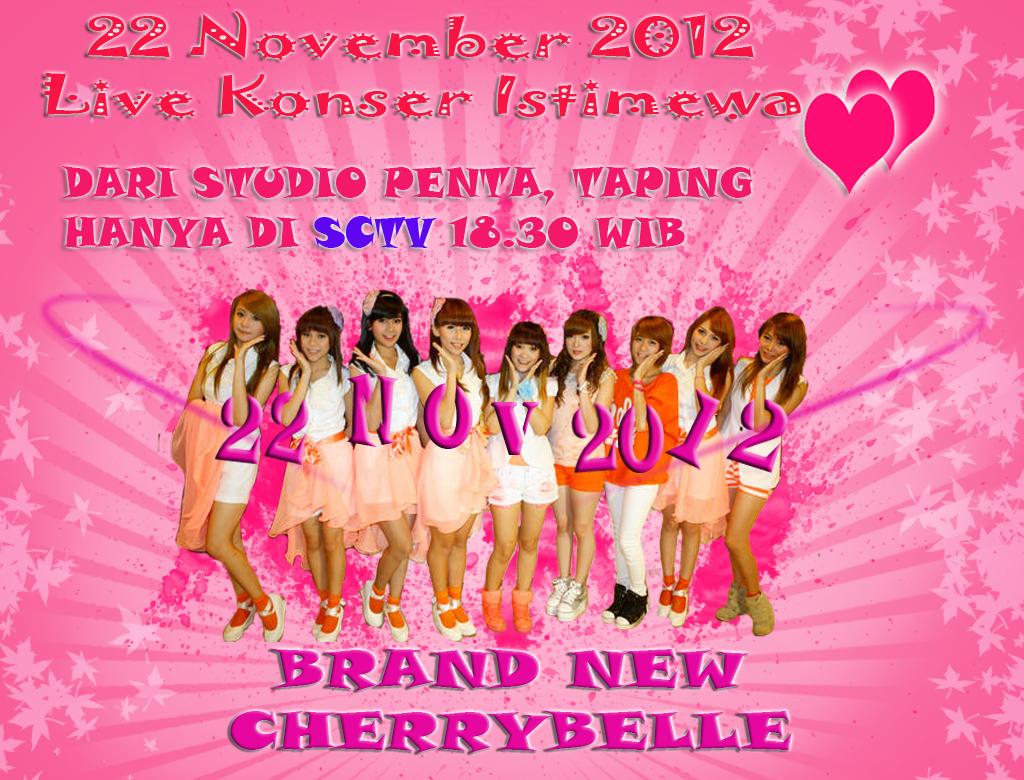 Cherrybelle siap meluncurkan lagu-lagu barunya padatanggal 22 November