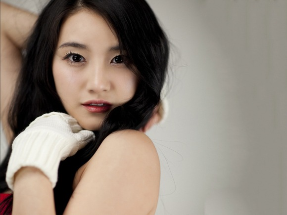 Girls Beauty Wallpaper Choi Ji Hyang 14