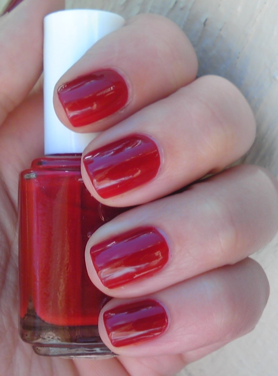 Ladylike Makeup: Nail of the Day: Essie A List