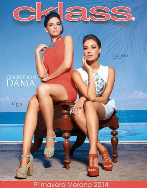 catalogo cklass PV 2014 calzado de dama