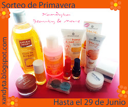 Xandyta beauty & more esta de SORTEO!!!!