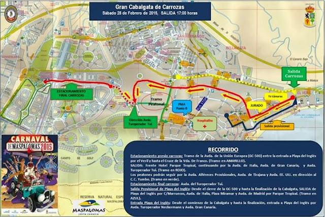 Maspalomas Carnival 2015 CanCarnaval Gran Canaria Blog