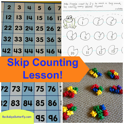 http://www.rockabyebutterfly.com/2013/11/skip-counting-lesson.html