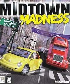 Free Download Games Midtown Madness Full Version For PC