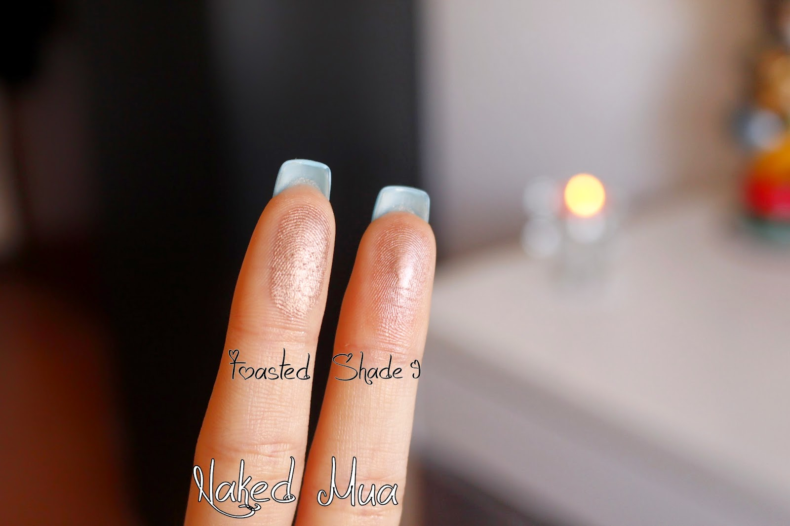 Naked Mua toasted shade 9