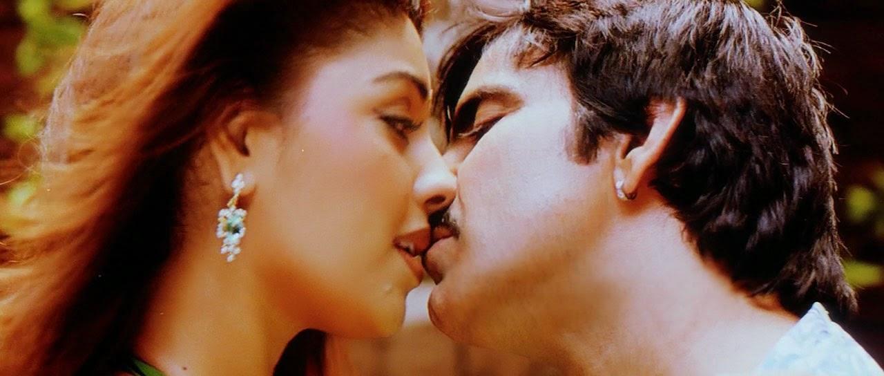 Telugu Movie Hot Lip To Locks Kisses