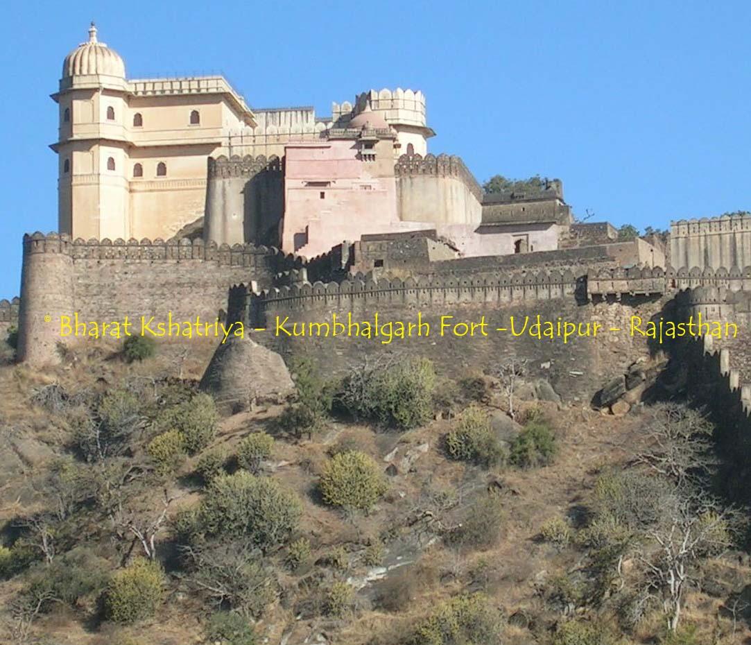 Kumbhalgarh Fort     Kumbhalgarh     Udaipur     RajasthanUdaipur Fort