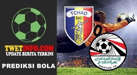 Prediksi Chad vs Egypt