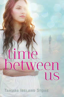 Time Between Us Tamara Ireland Stone book cover