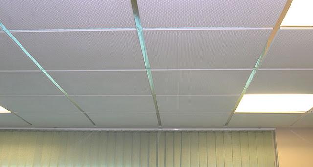 Catalana de techos techos registrables - Placas decorativas para techos ...