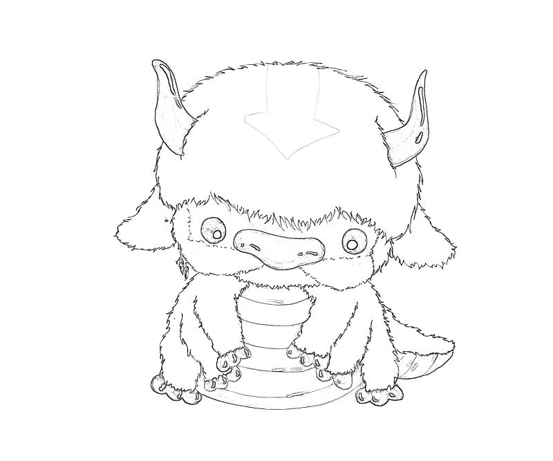 printable-appa-cute-coloring-pages