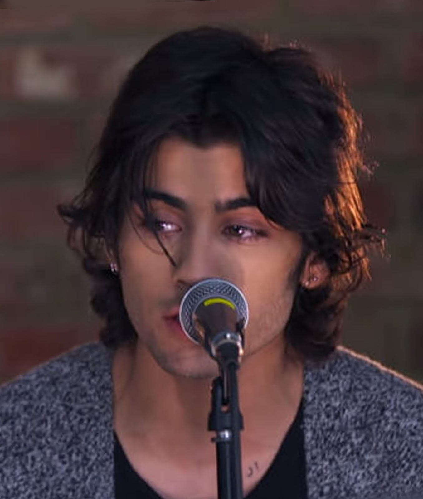 Zayn Malik With Long Hair Hairstyles Spot