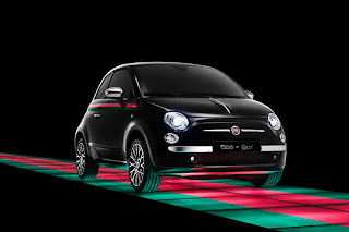 2011 Gucci Fiat 500 sales will begin in July