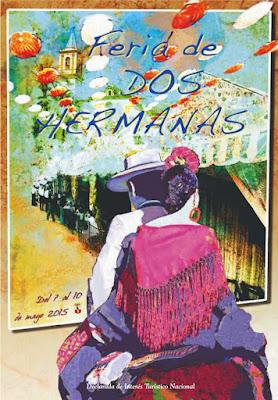FERIA DE DOS HERMANAS 2015 -  José Víctor Pérez D'Acosta