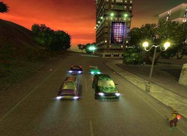 City Racing jogos carros