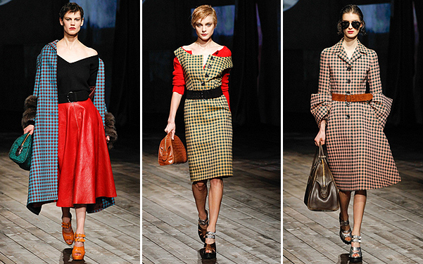 Prada Lookbook. Fall 2013-2014