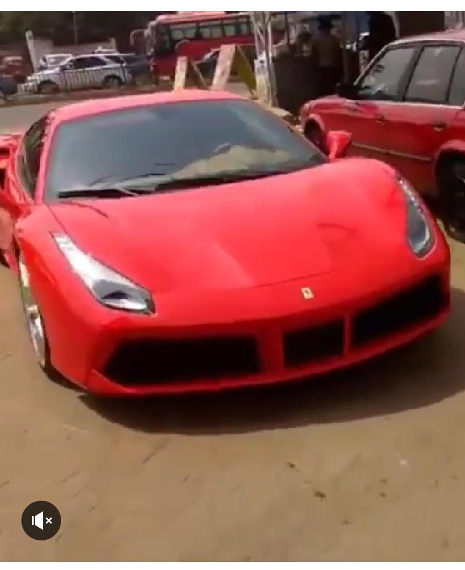 2016 Ferrari 488 Gtb Transmission: News At Your Convenience: Dr. Kwame Despite's 2016