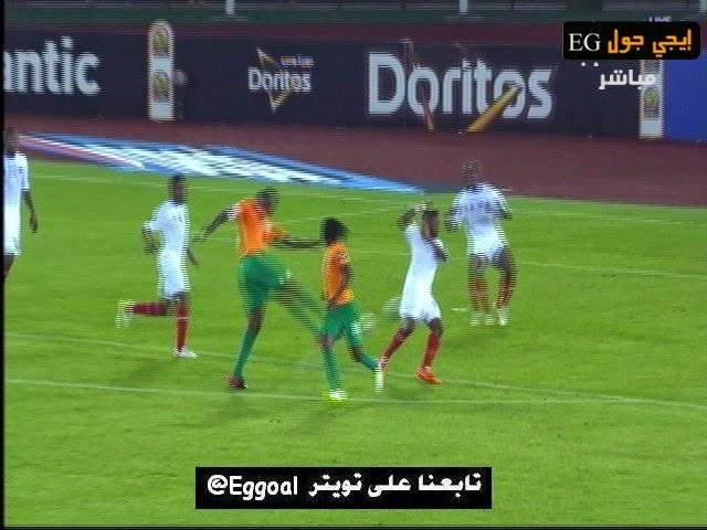 اهداف مباراة كوت ديفوار و الكونغو الديمقراطية  || نصف نهائى كأس امم افريقيا || سوار الذهب