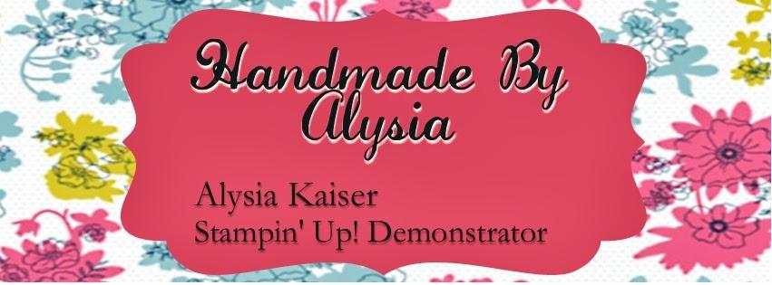 Handmade by Alysia