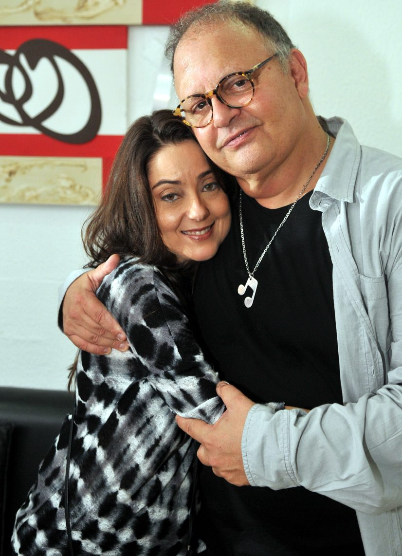 Kelly guerreiro barra rio in focus guilherme arantes show for Muralha e sua esposa