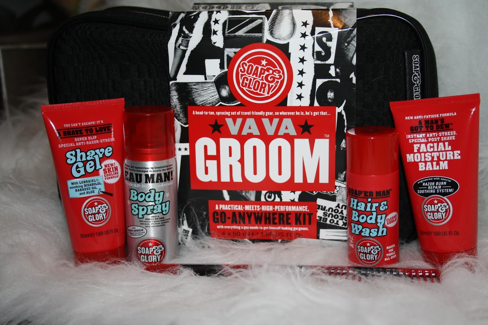 Vava Groom Gift Set