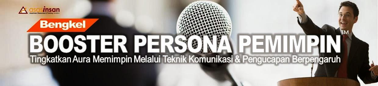 BENGKEL BOOSTER PERSONA PEMIMPIN™